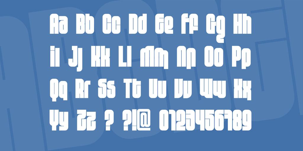 復古可愛字體 下載