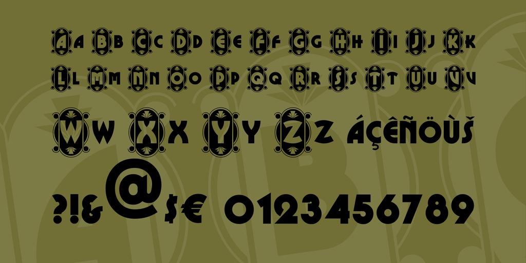 20世紀字體 下載