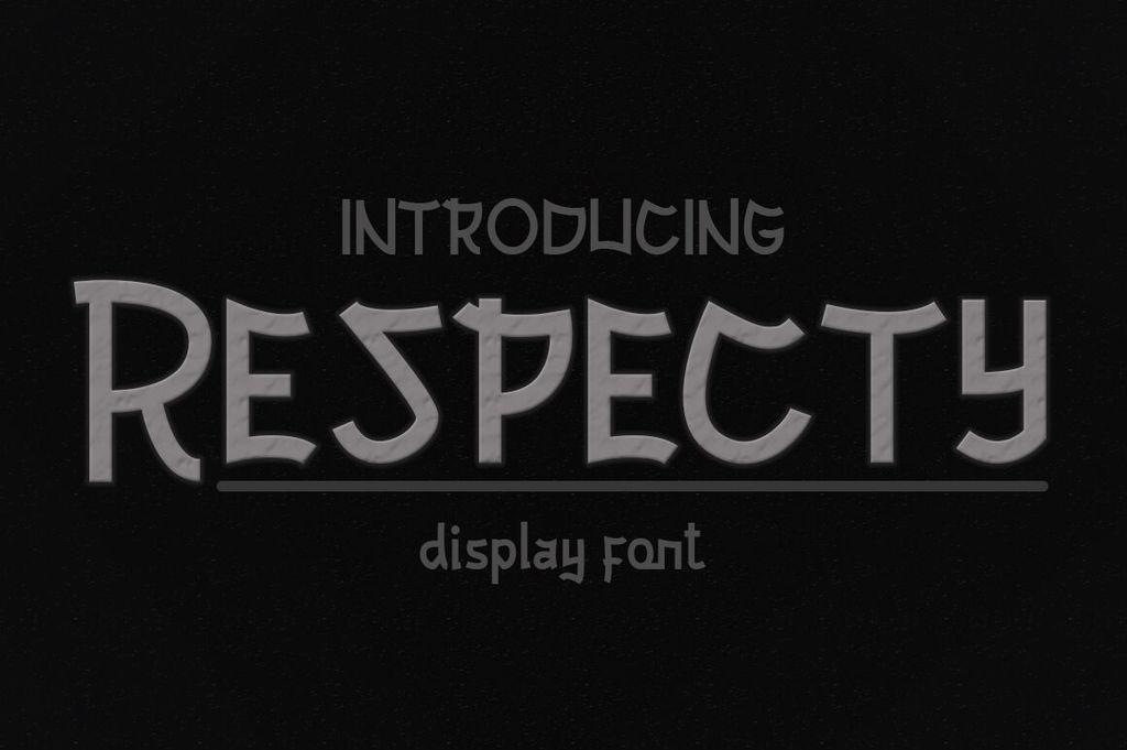 特殊設計字體 下載