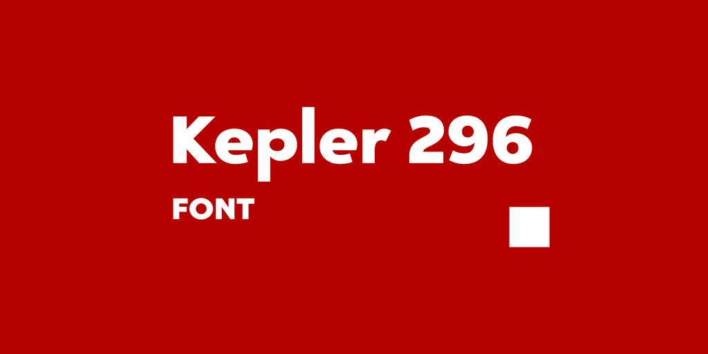現代設計字體 下載