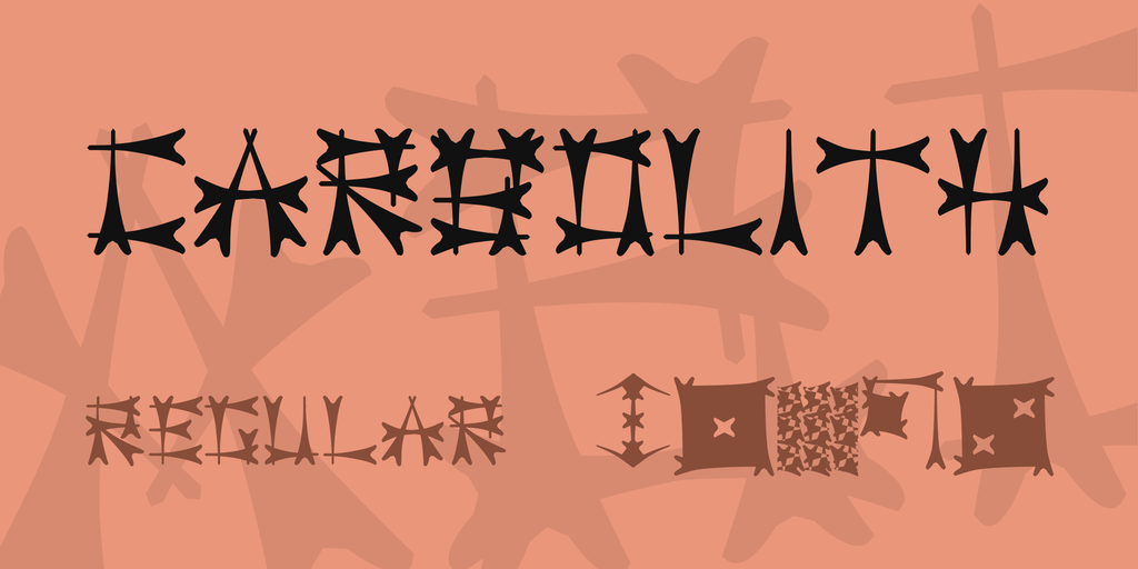 古代符文字體 下載