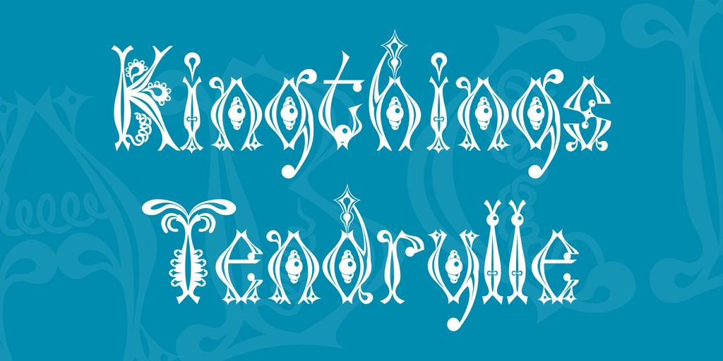 皇家國王字體 下載