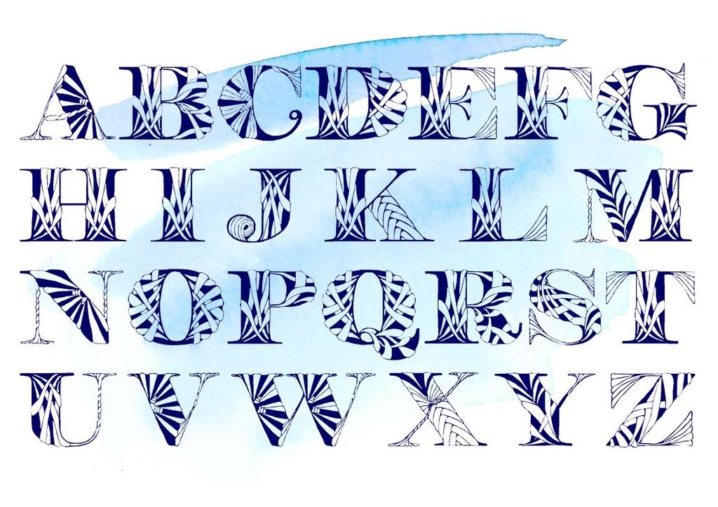 編織字體 下載